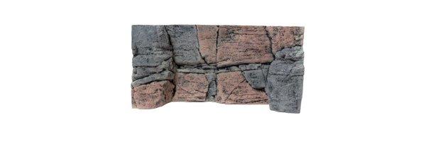 Rocky 3D Rückwände für Juwel Becken