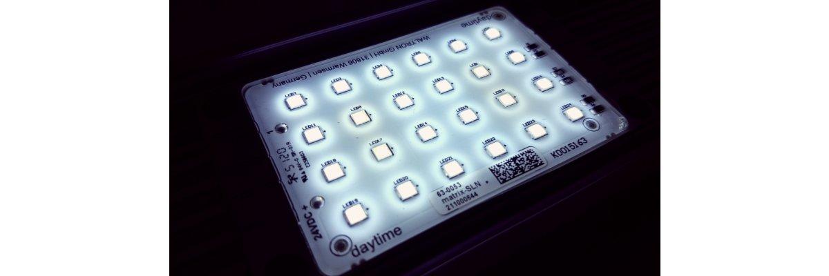 Matrix / Pendix Pro Modul SunLike-Neutral SLN 4000 - 5000K