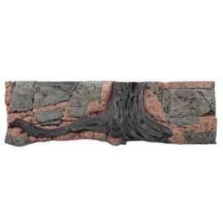 Amazonas Rückwand flach 200 x 60cm
