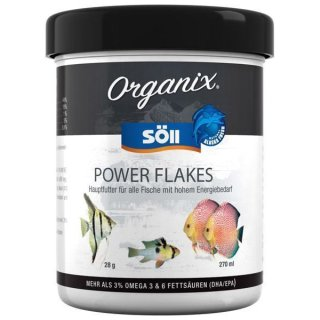 Söll Organix Power Flakes 270ml