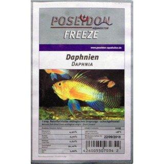 Poseidon Freeze Daphnien 100g Blister 10x100g