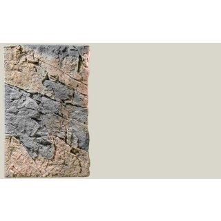 Slim Line Rückwand 80A Basalt/Gneiss L: 50 x H: 80 cm