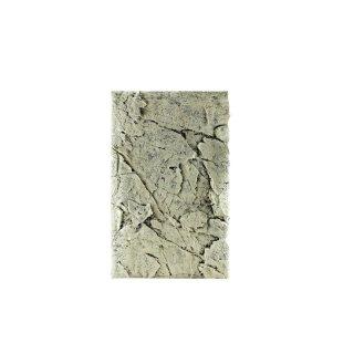 Slim Line Rückwand 80A White Limestone L: 50 x H: 80 cm