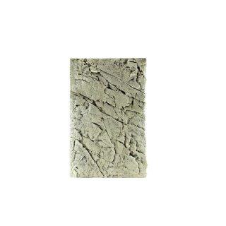 Slim Line Rückwand 80B White Limestone L: 50 x H: 80 cm