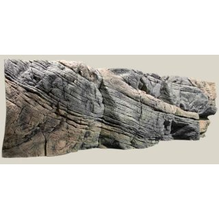 Rückwand Tanganyika L: 200 x H: 60 cm
