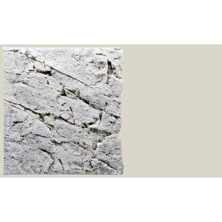 Slim Line Rückwand 60B White Limestone L: 50 x H: 55 cm