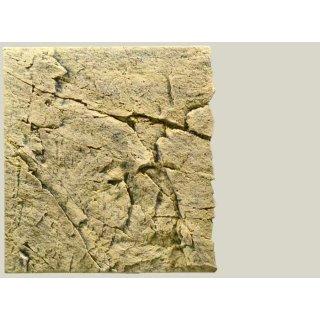 Slim Line Rückwand 60A Sand L: 50 x H: 55 cm