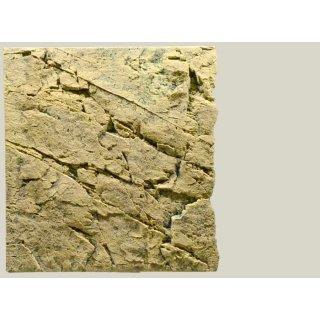 Slim Line Rückwand 60B Sand L: 50 x H: 55 cm