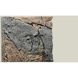 Slim Line Rückwand 50A Basalt/Gneiss L: 50 x H: 45 cm