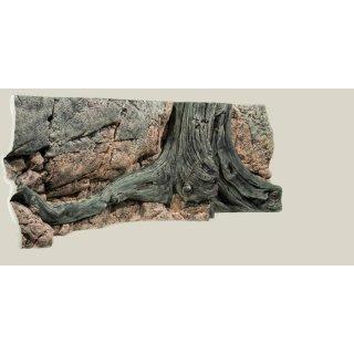 Rückwand Amazonas L: 150 x H: 50 cm