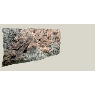 Rückwand Rocky L: 150 x H: 50 cm