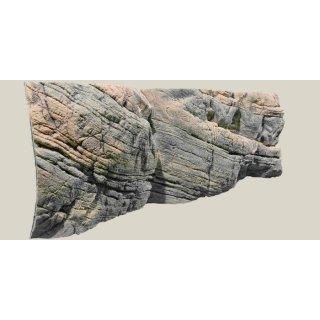 Rückwand Tanganyika L: 150 x H: 50 cm