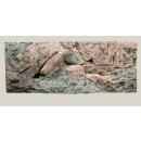 Rückwand Rocky L: 130 x H: 50 cm