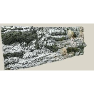 Rückwand Reef L: 130 x H: 50 cm