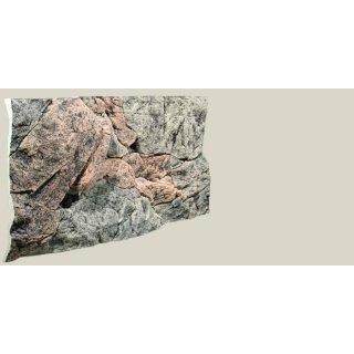 Rückwand Rocky L: 120 x H: 50 cm