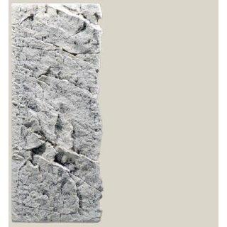 Slim Line Rückwand 60C White Limestone L: 20 x H: 55 cm