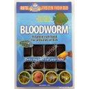 Mückenlarven rot - Bloodworm - NewLine 100g Flachtafel