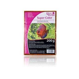 Rendle´s Super Vital 2000 COLOR (+ Knoblauch) 200g Flachtafel