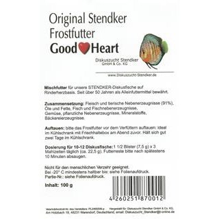 Stendker Goodheart 100g Blister