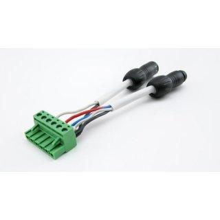 matrix Adapterleitung-Set für GHL LEDControl4 V2.01